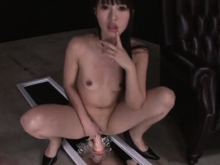 Excellent toy porn on live cam with sensual Kotomi Asakura