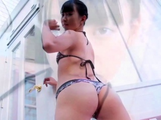 Aoi Kojima Jav Teen Debut Gravure Star Teases In The Shower