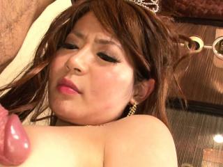 Skinny Kanon Fubuki got her hairy twat smashed from behind