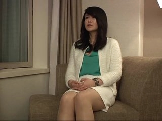 Horny Japanese whore Maika Asai in Crazy cougar, handjobs JAV video