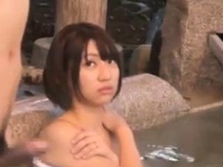 Asian Japanese Teen Seduced Fucked Mixed Spa
