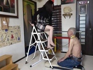 japanese feet domination