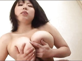 Japanese girl with big tits