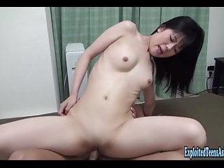 Jav Amateur Kyouno Fucks Uncensored Cowgirl Shaved Pussy