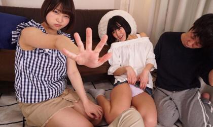 Mahiro Tadai Kissing Your Girlfriend the Whole Time You're Fucking Her Part 1 - SexLikeReal