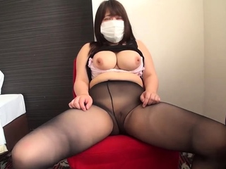 Asian MILF Does A Striptease