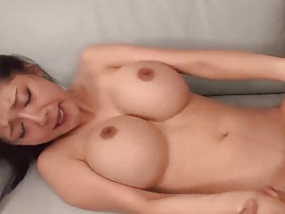 BIG NATURAL JAPANESE MILF TITS BOUNCING FUCKED  UNCENSORED
