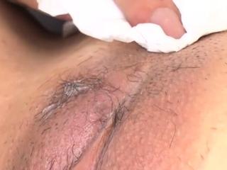 Seductive Ibuki Akitsu with large tits cannot get enough