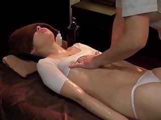 Japanese Hot Oil Massage Relaxing Body