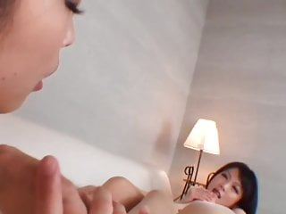 Japanese pierced nipples lesbian foot fetish