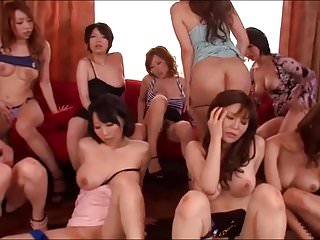 Japanese AV Idols - Tease and Masturbation
